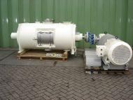 Morton FKM-900D - Powder turbo mixer