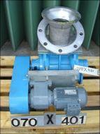 Waeschle DK-250/8-GG - Rotating valve