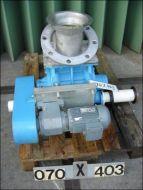 Waeschle DK-250/8 GG - Rotating valve