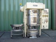 Glatt WSG-60 - Fluid bed dryer batch