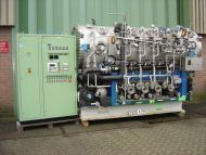 Pannevis RT/PT 0,25X2 MT - Vacuum belt filter