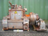 APV Chimie Equi M-40 SL - Z-blade mixer