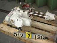 DMN Westinghouse AL-150 MZC - Roterende sluis