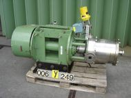 Kotthoff Koeln MS-3D/5 SPEZ - Kontinu Reaktoren