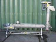 Van Beek TR-200 - Vertical conveyor screw