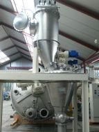 Hosokawa Micron 3-VDC-02 - Conical dryer