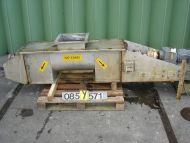 Karl Merz FS-T 315/1500 - Poziome śruby przenośnikowe