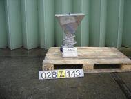 Metering screw