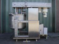 Brogli MH-2000 - Processing vessel