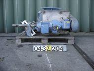 Waeschle ZGH-400.2/38SC - Roterende sluis