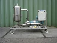 Alfa Laval ALP-2130 HA - Rotary Lobe Pump