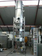 Glatt WST-CD 120/200 - Fluid bed dryer batch