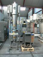 Glatt GPCG-5 SPEZIAL - Fluid bed dryer batch