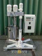 Fryma VME-20 - Processing vessel