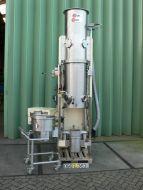 Glatt GPCG-5 - Fluid bed dryer batch